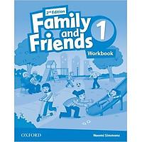 Family & Friends (2 Ed.) 1: Workbook - Paperback