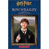 Harry Potter: Ron Weasley (Hardback) Cinematic Guide (English Book)