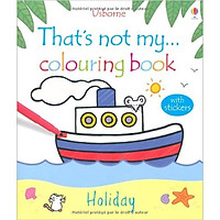 Sách tô màu That's Not My Colouring Book: Holiday