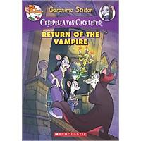 Creepella Von Cacklefur #4: Return Of The Vampire - Paperback