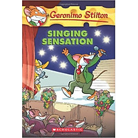 Geronimo Stilton #39: Singing Sensation - Paperback