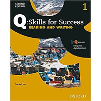 Q: Skills For Success (2 Ed.) Reading And Writing 1: Student Book With Online Practice