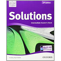 Solutions (2 Ed.) Inter: Student Book - Paperback