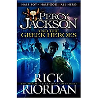 Percy Jackson And The Greek Heroes - Paperback