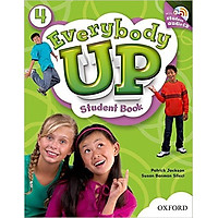 Everybody Up 4: Student Book With Audio CD Pack - Paperback