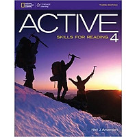 Active Skills For Reading (3 Ed.) 4: Text - Paperback