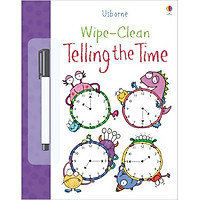 Usborne Telling the Time