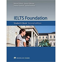 IELTS Foundation (2 Ed.): Student Book - Paperback