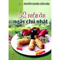 52 Món Ăn Ngày Chủ Nhật