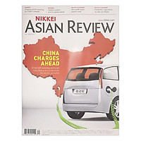 Nikkei Asian Review: China Charges A Head - 40