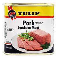 Thịt Hộp Tulip Luncheon Meat 340g