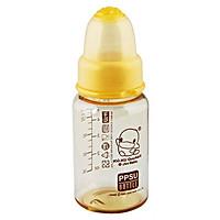 Bình Sữa Nhựa PPSU Cổ Thường Kuku KU5831 - 140ml