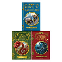 Harry Potter Boxed Set: The Hogwarts Library (Hardback)
