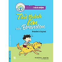 Bài Học Về Trách Nhiệm - Thử Thách Lớn Của Brandon (Song Ngữ Anh - Việt)