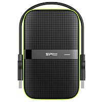 Ổ Cứng Di Động Silicon Power Armor A60 2TB - USB 3.0 - Hàng Chính Hãng