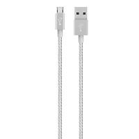 Dây Cáp Sạc Micro USB Belkin F2CU021BT04 1.2m - Hàng Chính Hãng