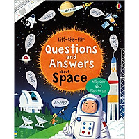 Usborne Lift-the-flap Questions and Answers about Space