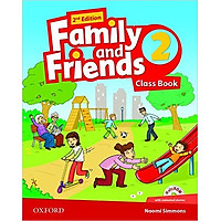 Family & Friends (2 Ed.) 2: Class Book Pack - Paperback