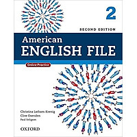 American English File (2 Ed.) 2: Student Book With Oxford Online Skills Program - Paperback