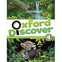 Oxford Discover 4: Student Book - Paperback