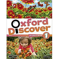 Oxford Discover 1: Student Book - Paperback