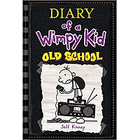 Diary of a Wimpy Kid 10: Old School (Paperback) (Export Edition)