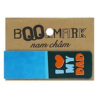Bookmark Nam Châm Kính Vạn Hoa - I Love My Dad