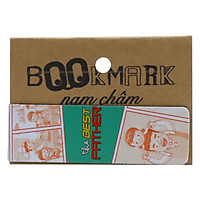 Bookmark Nam Châm Kính Vạn Hoa - The Best Father