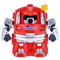 Chuốt Chì Quay Tay - Hình Robot 729 Deli - Đỏ