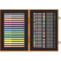 Bộ Màu Đa Năng Hộp Gỗ Hiệu Colormate 67W