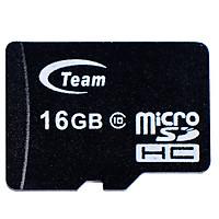 Thẻ Nhớ Micro SDHC Team Group 16GB Class 10 - Hàng Chính Hãng