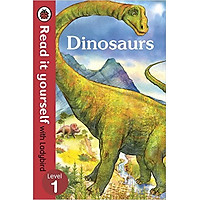 Read It Yourself with Ladybird Dinosaurs (Hardcover)
