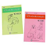 Bộ Mỹ Thuật Căn Bản Và Nâng Cao (Vẽ Chó - Vẽ Ngựa)