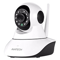 Camera Quan Sát IP Wi-Fi Avatech 7300A 1.0 - Hàng Chính Hãng