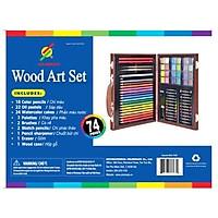 Bộ Vẽ Đa Năng Hiệu Colormate 74W