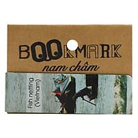 Bookmark Nam Châm Kính Vạn Hoa - Fish Netting