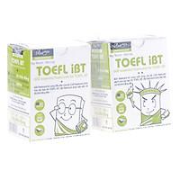 Combo Trọn Bộ Blueup TOEFL iBT 1200 Essential Flashcards For Toefl iBT