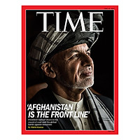 Time: Afghanistan Is The Front Line - 20