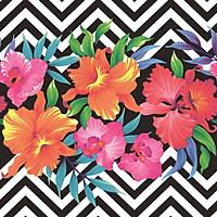 Khăn Giấy Ăn Trang Trí Bàn Tiệc Tissue Napkins Design Ti-Flair 340121 (33 x 33 cm)