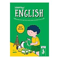 Hooray English - Tiếng Anh Vừa Học Vừa Chơi Dành Cho Bé Từ 4-6 Tuổi (Activity Book 3)