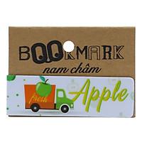 Bookmark Nam Châm Kính Vạn Hoa - Apple