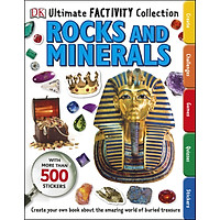 Ultimate Factivity Collection Rocks And Minerals