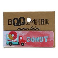Bookmark Nam Châm Kính Vạn Hoa - Donut