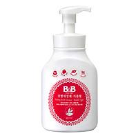 Nước Rửa Bình Sữa B&B - Chai Tạo Bọt 450ml