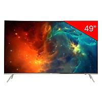 Smart Tivi Cong 4K Samsung 49 inch UA49KS7500 - Hàng Chính Hãng
