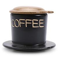 Bộ Quà Tặng Phin Coffee Nâu - P04N