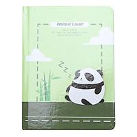 Sổ Vivaone Bìa Cứng 10*14 - Gấu - Animal Lover