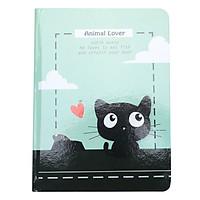 Sổ Vivaone Bìa Cứng 13*18 - Mèo - Animal Lover