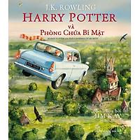 Harry Potter Và Phòng Chứa Bí Mật - Tập 2 (Bản Đặc Biệt Có Tranh Minh Họa Màu)