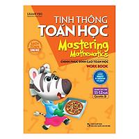 Tinh Thông Toán Học -  Mastering Mathematics - (Dành Cho Trẻ 11-12 Tuổi) - Quyển B